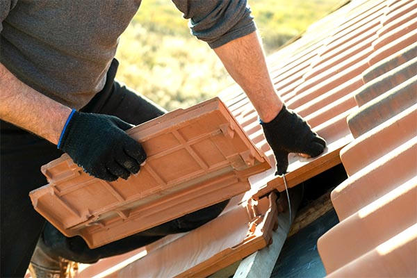 Tile Roof installation and repair by Herion Roofing & Sheetmetal, Inc. - Mundelein, IL